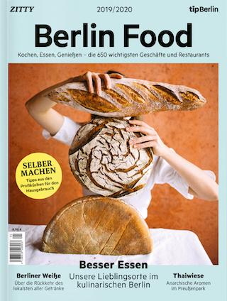 Berlin Food Cover