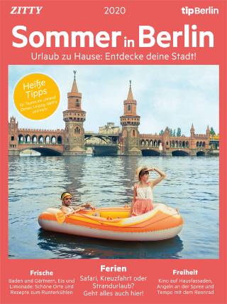 Sommer in Berlin Cover